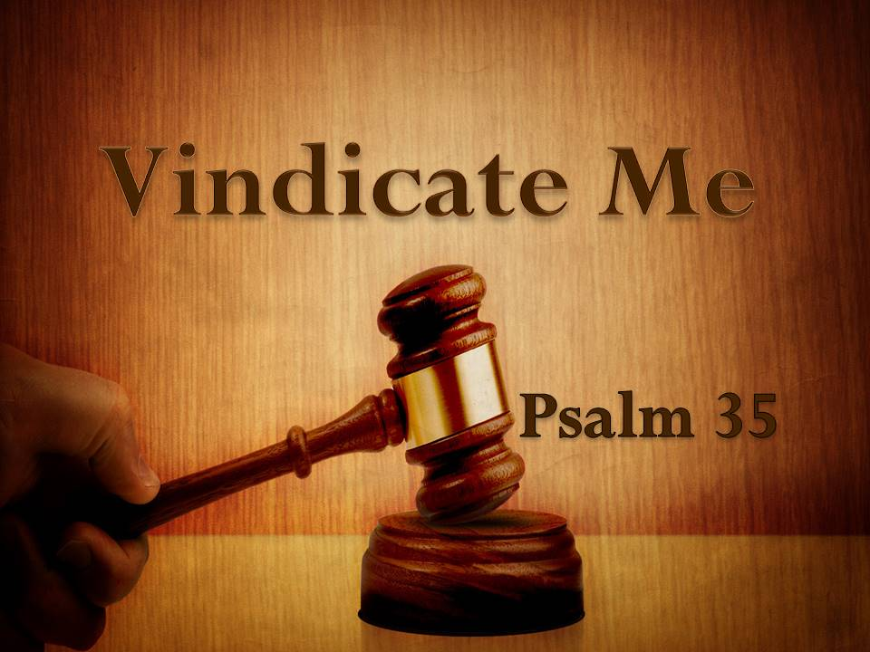 Vindicate Me