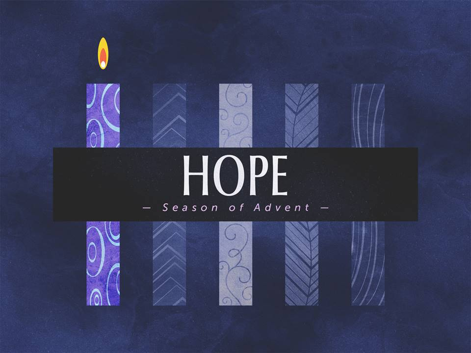 Season of Advent- Hope