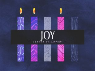 Season of Advent- Joy