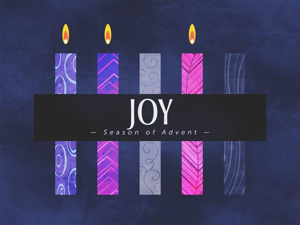 Season of Advent- Joy