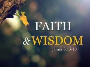 Faith and Wisdom