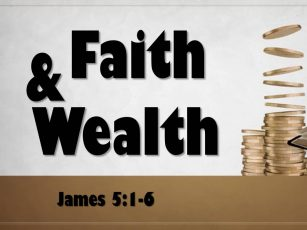 Faith & Wealth