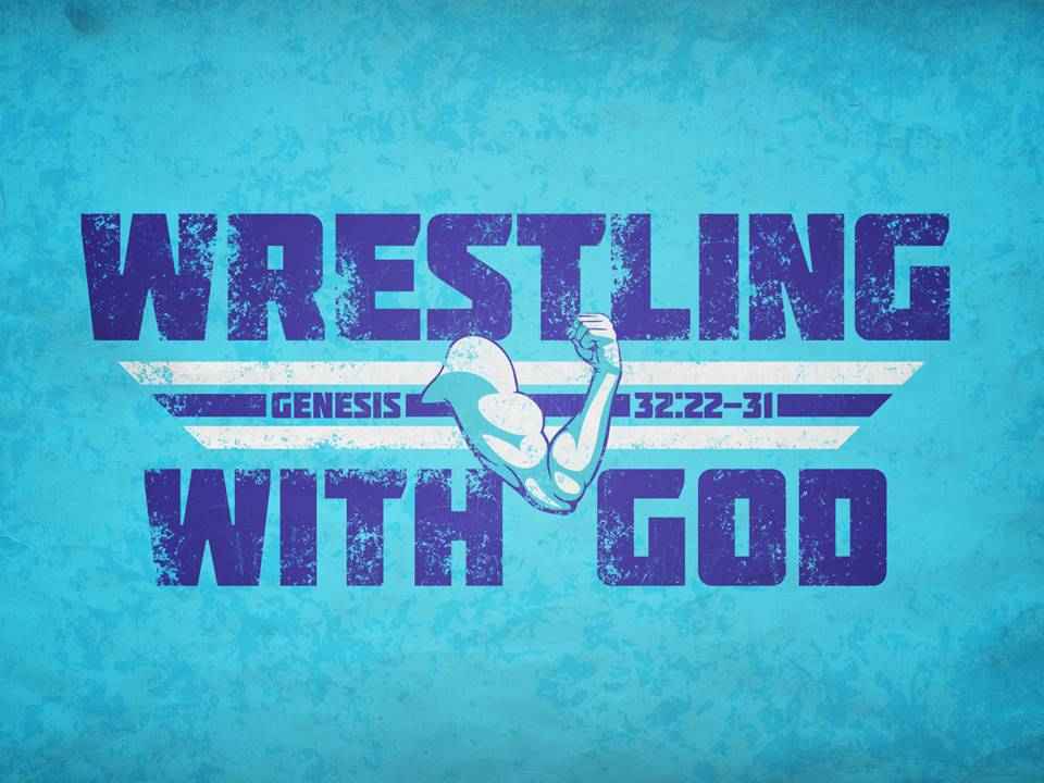 Wrestling With God-See the Gospel in the Old Testament